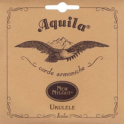 Aquila Tenor Ukulele Strings 8 Ukulele Ukulele Strings, Key Of C, 1 Wound Ukulel