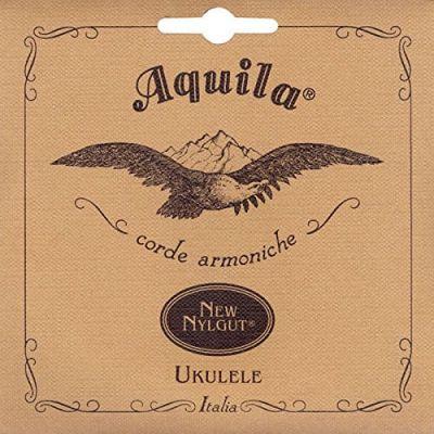 Aquila Tenor Ukulele Strings 8 Ukulele Ukulele Strings, Key Of C, 1 Wound Ukulele String (Lili?) - Set
