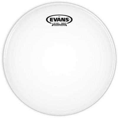 Evans Genera G2 Clear Drum Head 14inch, TT14G2