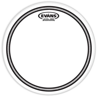Evans EC Reverse Dot Coated Drum Head 12inch, B12ECSRD