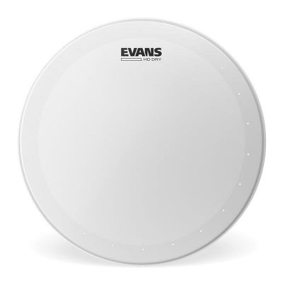 Evans Genera HD Dry Coated Snare Drum Head 14inch, B14HDD