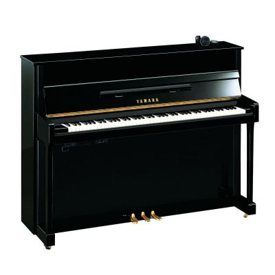 Yamaha B2 SC2 Polished Ebony Silent Piano