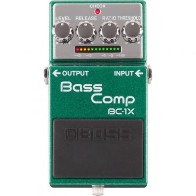 Boss BC1X Bass Compact Pedal