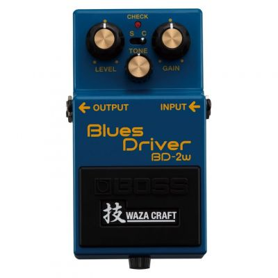 Boss BD2w Custom Blues Driver Pedal