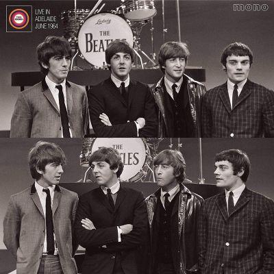 BEATLES - LIVE IN ADELAIDE JUNE 12TH 1964 - VINYL