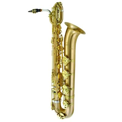 P Mauriat Le Bravo 200 Baritone Sax - Gold Lacquer