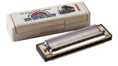Hohner Big River Harmonica Bb