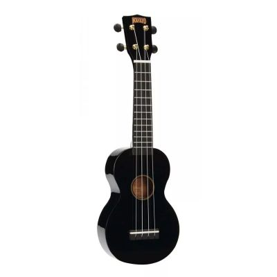 Mahalo Ukulele Rainbow MR1 Black
