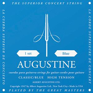 Augustine Blue Label Set Classical Guitar Strings