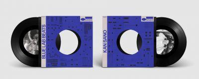BLUE LAB BEATS / KAN SANAO - MONTARO - 7' - RSD 2021 - DROP 1
