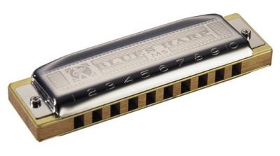 Hohner Blues Harmonica MS D