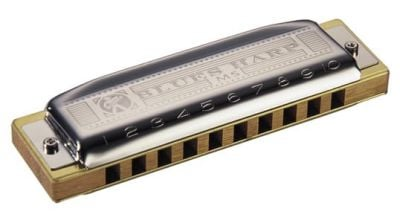 Hohner Blues Harmonica MS Bb