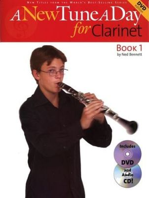 A New Tune A Day Clarinet - Book 1 (DVD Edition)