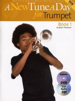A New Tune A Day Trumpet - Book1 (DVD Edition)