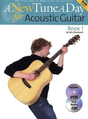 A New Tune A Day Acoustic Guitar - Book 1 (DVD Edition)