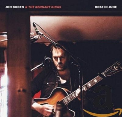 JON BODEN - ROSE IN JUNE - CD
