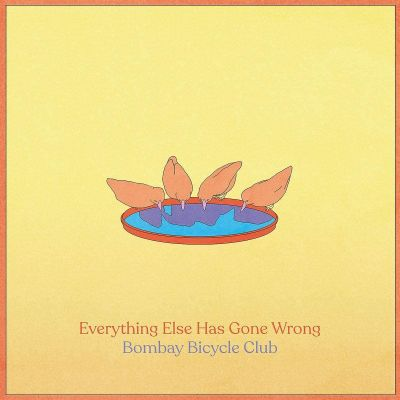 BOMBAY BICYCLE CLUB - EVERYTHING ELSE HAS GONE WRONG - LIMITED DOUBLE VINYL