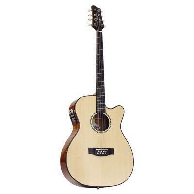 Ozark Guitar Bouzouki With Transducer and Eq
