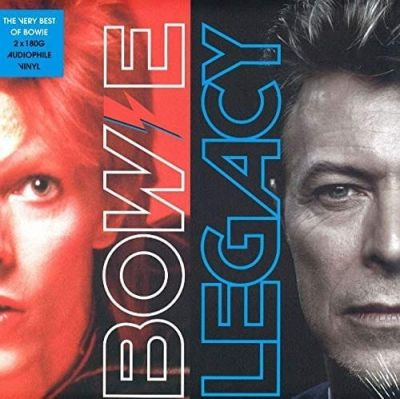 DAVID BOWIE - LEGACY THE VERY BEST OF (2LP)