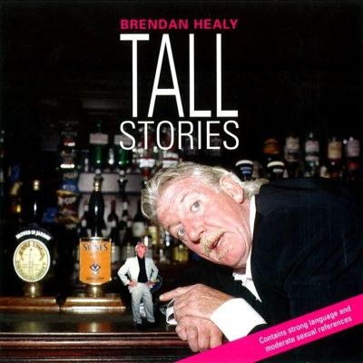 Brendan Healy - Tall Stories (CD)