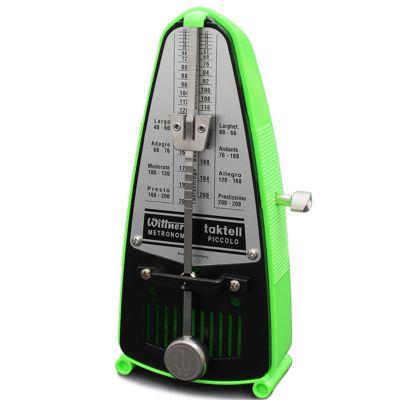 Wittner Taktell Piccolo Neon Metronome, Green