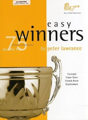 Easy Winners TC (Horn in F, Horn in Eb, Tuba) Book with CD