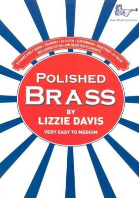 Davis, L. - Polished Brass (Treble Clef)
