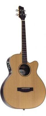 Ozark 3372C Tenor Guitar Cutaway Electro Acoustic