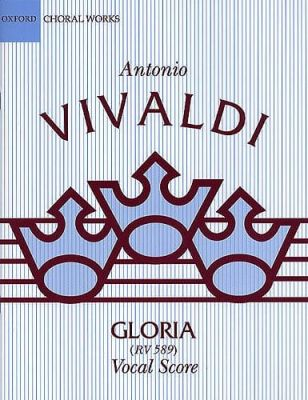 Gloria Vocal Score (S)