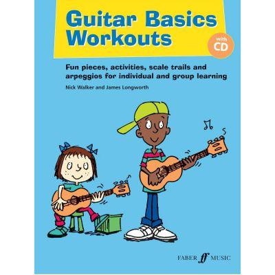 Guitar Basics Workouts (Bk/CD)