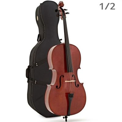 Stentor Conservatoire Cello Outfit, 1/2 Size (1586E)