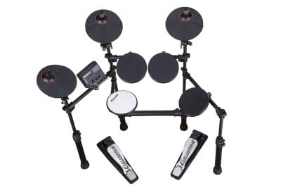 Carlsbro CSD100 Compact Electronic Drum Kit