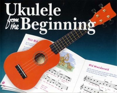 Payne, Rachel - Ukulele From The Beginning