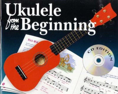 Payne, Rachel - Ukulele From The Beginning (Book + CD)
