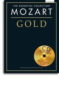 The Essential Collection Mozart Gold (Book + CD)