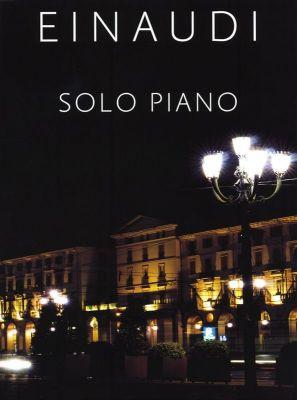 Einaudi Solo Piano (hardback)