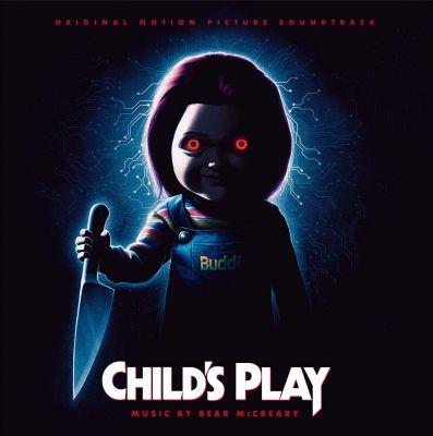 BEAR MCCREARY - CHILDS PLAY OST - IMPORT 2LP COLOURED VINYL