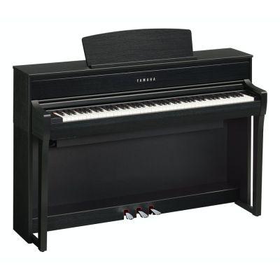 Yamaha CLP775B Digital Piano in Satin Black