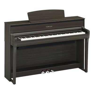 Yamaha CLP775DW Digital Piano in Dark Walnut