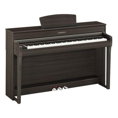 Yamaha CLP735DW Digital Piano in Dark Walnut