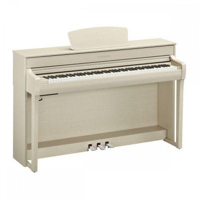 Yamaha CLP735WA Digital Piano in White Ash