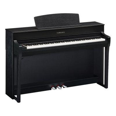 Yamaha CLP745B Digital Piano in Satin Black