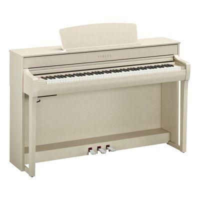 Yamaha CLP745WA Digital Piano in White Ash