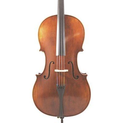 Concertante Antiqed Stradivari Cello Full Size