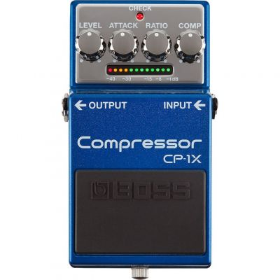 Boss CP1X Compressor Effects Pedal