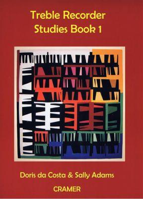Treble Recorder Studies Book 1