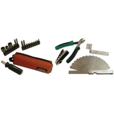 Cruztools Compact Tech Kit For Electric Guitar And Bass