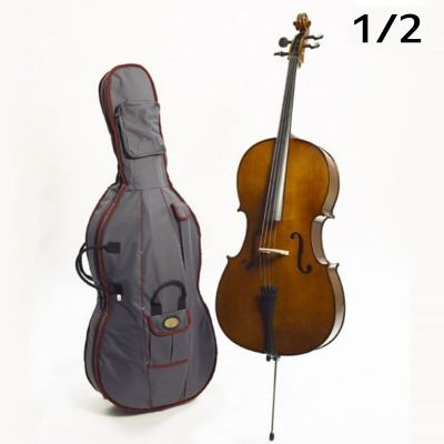 Stentor Student 2 Cello Outfit, 1/2 Size (1108E)