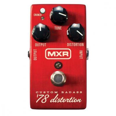 MXR M78 Badass Distortion Pedal