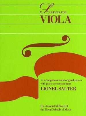 Starters for Viola
